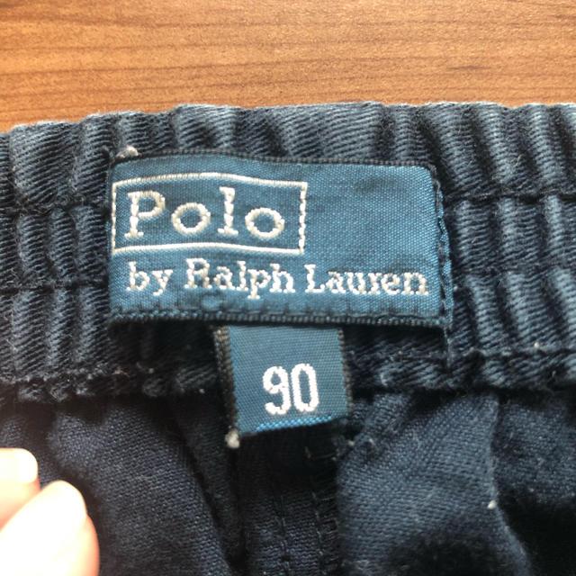 POLO RALPH LAUREN(ポロラルフローレン)のPOLO Ralph Lauren 男の子 ショートパンツ 90cm キッズ/ベビー/マタニティのキッズ服男の子用(90cm~)(パンツ/スパッツ)の商品写真