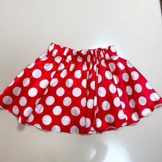 ディズニー(Disney)のディズニー Disney  ミニーちゃん スカート/ミニスカート(ミニスカート)