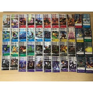 【170枚以上!】デジモンカード ULTIMATEPOWER コモン4枚セット(シングルカード)