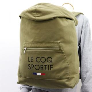 ルコックスポルティフ(le coq sportif)の(新品)le coq sportif  リュック  バックパック(バッグパック/リュック)