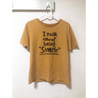 ジーユー(GU)のジーユー Tシャツ(Tシャツ(半袖/袖なし))