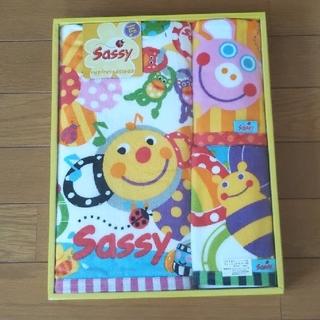 サッシー(Sassy)のSassy*タオルセット(タオル/バス用品)