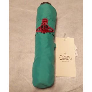 ヴィヴィアンウエストウッド(Vivienne Westwood)のvivienne westwood 晴雨兼用折り畳み傘  新品(傘)