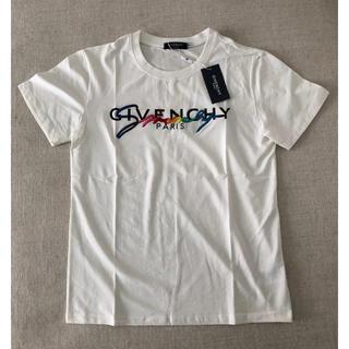 ジバンシィ(GIVENCHY)のGIVENCHYジバンシィ レインボー Tシャツ Lサイズ 男女兼用(Tシャツ(半袖/袖なし))