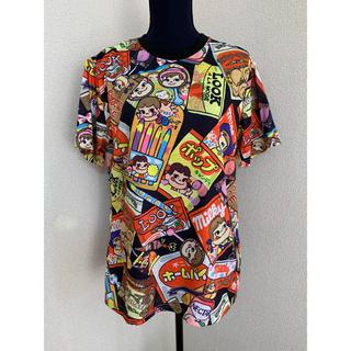 サンリオ(サンリオ)のペコちゃん Tシャツ L(Tシャツ/カットソー(半袖/袖なし))
