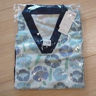 ベルメゾン(ベルメゾン)の甚平パジャマ  140サイズ  新品未開封(パジャマ)