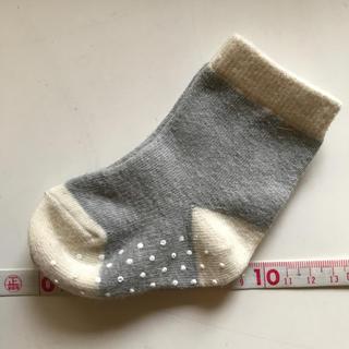 ユニクロ(UNIQLO)のユニクロベビー靴下(同封無料!)(靴下/タイツ)