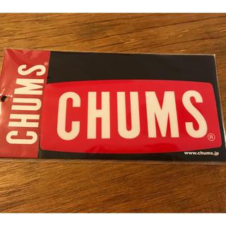 チャムス(CHUMS)のチャムス  ステッカー(その他)