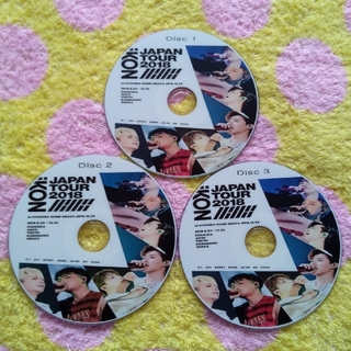 アイコン(iKON)の❤️iKON❤️2018 京セラドームライブ 3枚セット(ミュージック)
