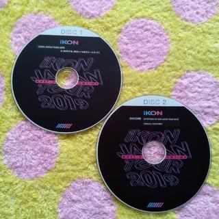 アイコン(iKON)の❤️iKON❤️2019 JAPAN TOUR DVD セット(ミュージック)