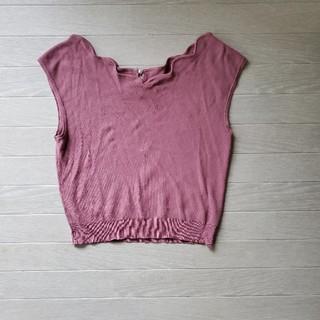 アプワイザーリッシェ(Apuweiser-riche)のトップス(Tシャツ(半袖/袖なし))