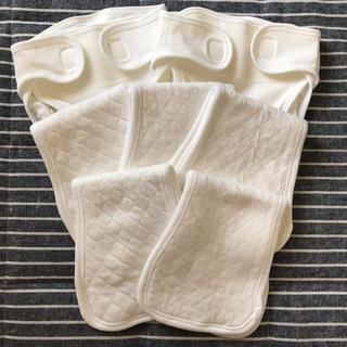 ニシマツヤ(西松屋)の布おむつセット(布おむつ)