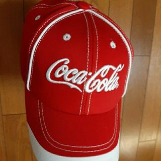 コカコーラ(コカ・コーラ)のコカコーラ コカ・コーラ Coca-Cola 帽子 キャップ(キャップ)