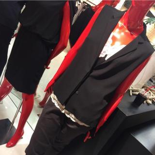 ダブルスタンダードクロージング(DOUBLE STANDARD CLOTHING)のダブスタ sov ジレ ベスト(ベスト/ジレ)