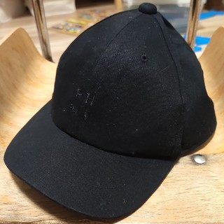 グローバルワーク(GLOBAL WORK)のGLOBAL WORK オールブラック キャップ/帽子 サイズ54cm(キャップ)