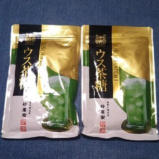 竹茗堂 ウス茶糖(茶)