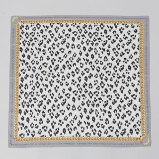 ジーナシス(JEANASIS)のJEANASiS  アソートガラスカーフ(バンダナ/スカーフ)