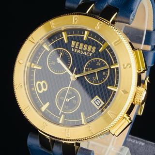 ヴェルサーチ(VERSACE)の◆月末限定セール◆ ヴェルサーチ ヴェルサス 新品 メンズ 腕時計 クロノグラフ(腕時計(アナログ))