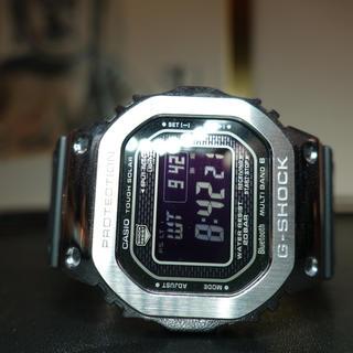 ジーショック(G-SHOCK)のG-SHOCK(CASIO) GMW-B5000-1JF(腕時計(デジタル))