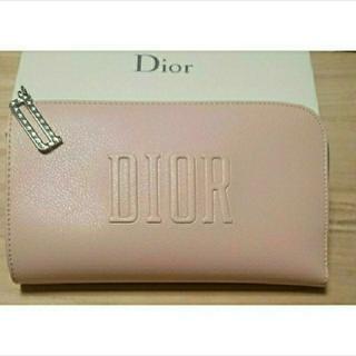 クリスチャンディオール(Christian Dior)のディオール 最新 ノベルティ クラッチ ポーチ  (その他)