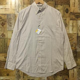 カルバンクライン(Calvin Klein)の新品未使用 カルバンクライン シャツ ワイシャツ ボタンダウン チェック柄(シャツ)