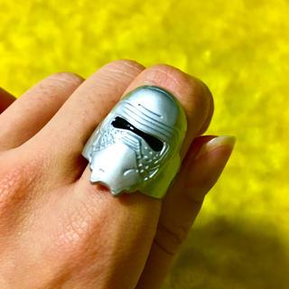 ディズニー(Disney)のリング 指輪 スターウォーズ ディズニー 正規品 ガチャガチャ starwars(リング(指輪))