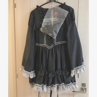 ベイビーザスターズシャインブライト(BABY,THE STARS SHINE BRIGHT)のベイビーザスターズシャインブライト 神崎蘭子 公式 ドレス 私服(ひざ丈ワンピース)