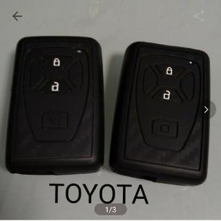 トヨタ(トヨタ)のキーケース キーカバー トヨタ TOYOTA(キーケース)