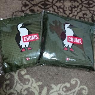 チャムス(CHUMS)のセブンイレブン paypay  CHUMS チャムスエコバッグ 限定 2個セット(エコバッグ)
