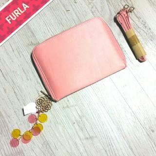 フルラ(Furla)のパスポートカバー ピンク フルラ(旅行用品)