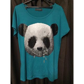 ファンキーフルーツ(FUNKY FRUIT)のFunky fruit パンダTシャツ(Tシャツ(半袖/袖なし))