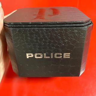 ポリス(POLICE)のポリス police 空箱 箱のみ(ショップ袋)