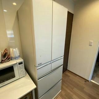 三菱 - 【冷蔵庫】三菱電機 MR-WX47LE-W【新品未使用】 2020年4月購入