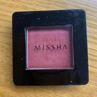 ミシャ(MISSHA)のミシャ【MISSHA】レッドアイシャドウ(アイシャドウ)