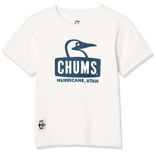 チャムス(CHUMS)のCHUMSチャムスキッズTシャツKid's BoobyFace(Tシャツ/カットソー)