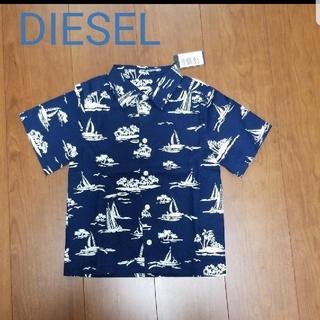 DIESEL - 週末セール!新品 DIESEL アロハシャツ キッズ