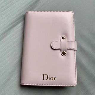 クリスチャンディオール(Christian Dior)のクリスチャンディオール ノート ダイアリー ピンク(ノート/メモ帳/ふせん)