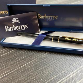 バーバリー(BURBERRY)の新品未使用 バーバリー ボールペン(ペン/マーカー)