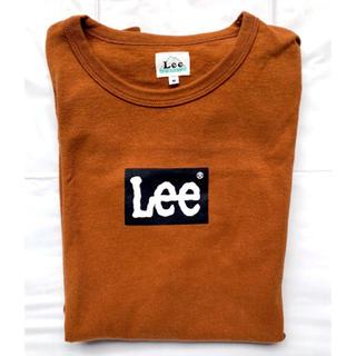 Lee×DOORS-naturalT-SHIRTSリーTシャツ M