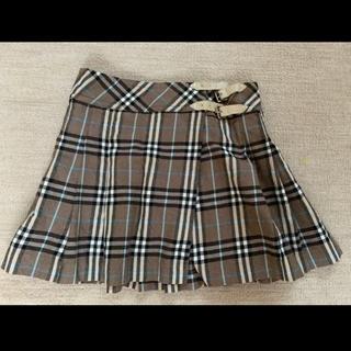 バーバリー(BURBERRY)の【送料無料】Burberry スカート(ミニスカート)