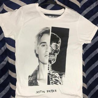 justin biber  Tシャツ purpose tour(ミュージシャン)