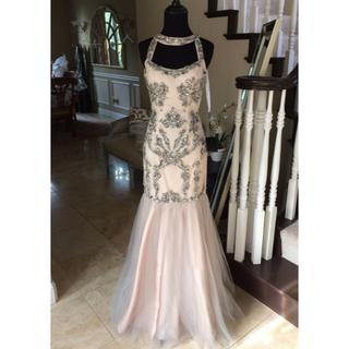 BCBGMAXAZRIA - テラニ クチュール ドレス  ロングドレス