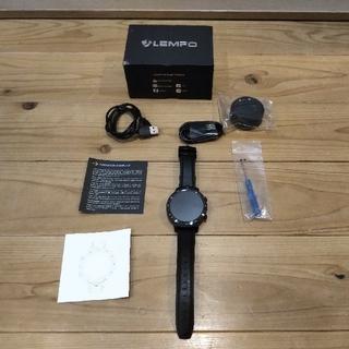 LEMFO LEM12  スマートウォッチ(腕時計(デジタル))