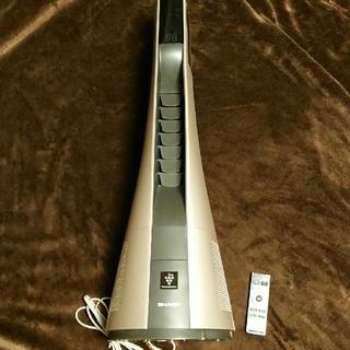 シャープ(SHARP)のプラズマクラスター   イオンファン (扇風機)