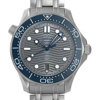 オメガ(OMEGA)のオメガ シーマスター コーアクシャル マスタークロノメーター 腕時計(腕時計(アナログ))