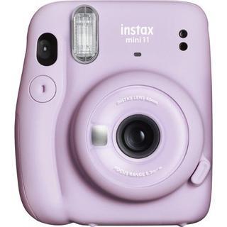 フジフイルム(富士フイルム)の富士フイルム チェキ instax mini 11 ライラックパープル(フィルムカメラ)