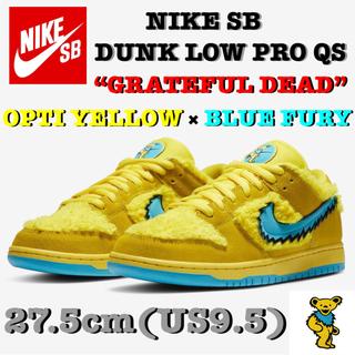 ナイキ(NIKE)の完売‼️ NIKE SB DUNK LOW GRATEFUL DEAD 27.5(スニーカー)