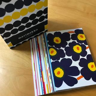 マリメッコ(marimekko)のマリメッコ ポストカード 50枚(その他)