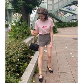 snidel - (予約休止中)bibiy.❤︎mini knit pants