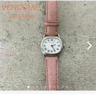 ヴァンドームアオヤマ(Vendome Aoyama)のヴァンドーム青山 腕時計レディース(腕時計)